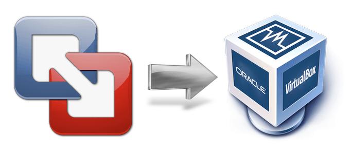 VMware FusionからVirtualBoxへ環境移行